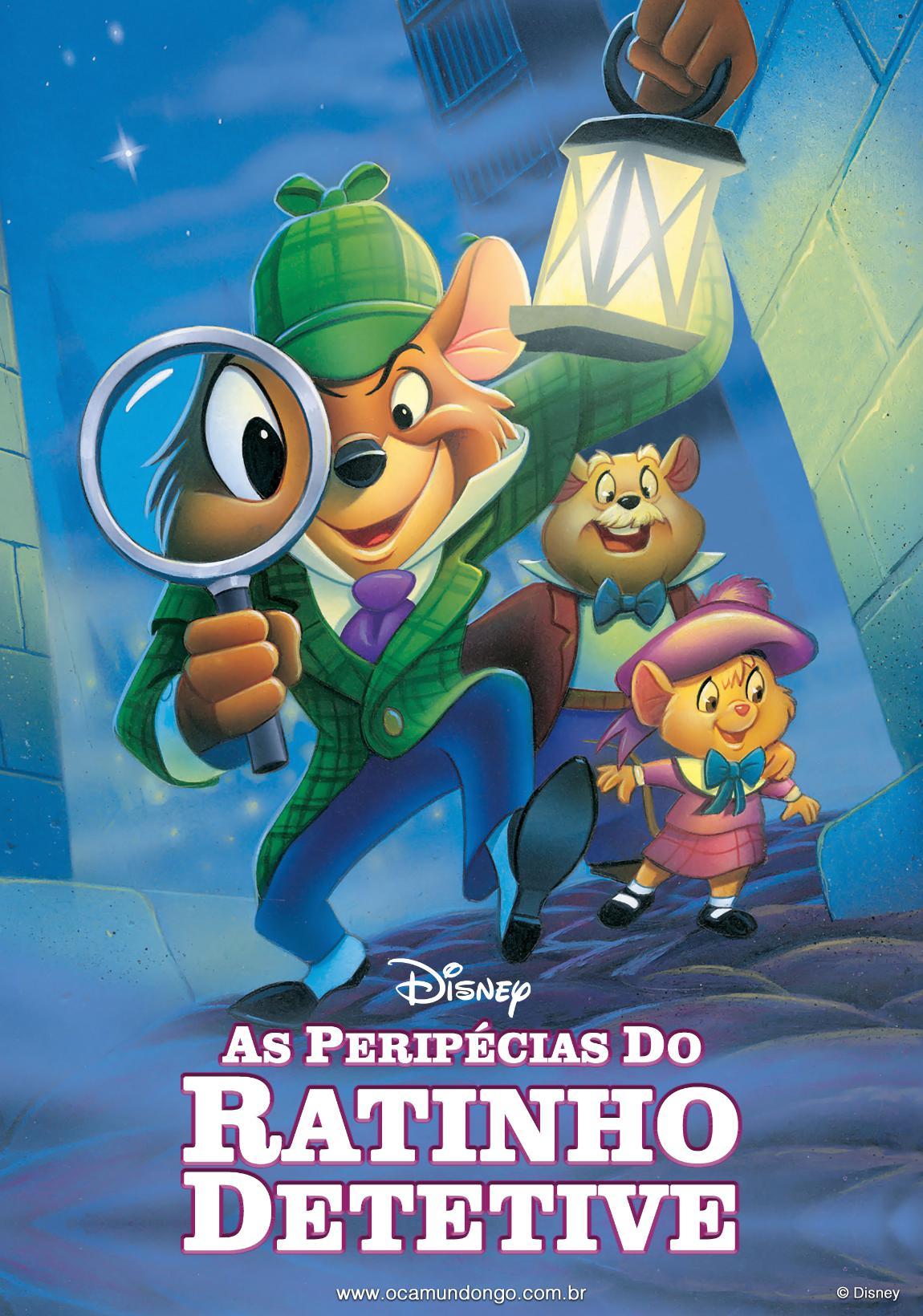 As Peripécias do Ratinho Detetive | Wiki Dublagem | Fandom