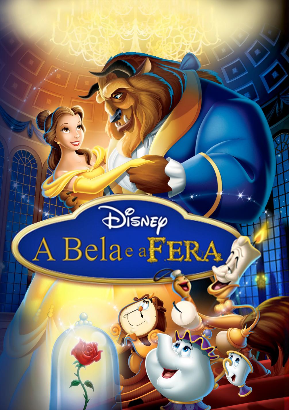 A Bela E A Fera 1991 Wiki Dublagem Fandom