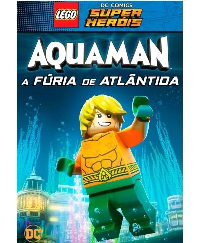 Resultado de imagem para LEGO DC Super Heroes: Aquaman – Fúria da Atlântida