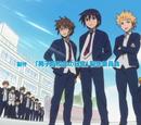 Daily Lives of Highschool Boys (English Dub Prediction)