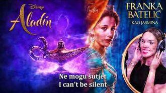 Aladdin 2019 Speechless (Part 1) (Croatian) LQ