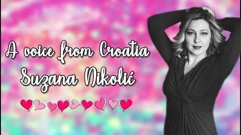 A Voice From Croatia - Suzana Nikolić