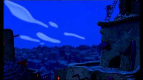 Aladdin - One Jump Ahead (Reprise) Croatian