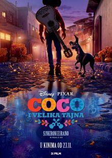 Coco plakat