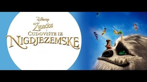 Tinker Bell- The Legend of the Neverbeast- 1000 Years (Croatian) -HQ- S&T
