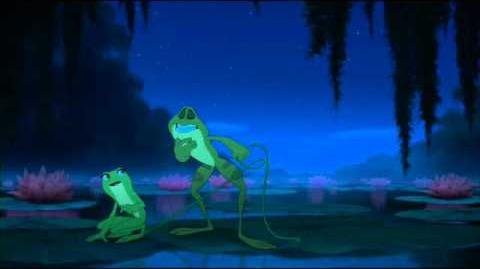 Ma Belle Evangeline - The Princess and the Frog (Croatian)