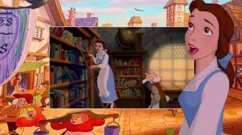 Beauty And The Beast (Croatian) Belle