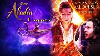 Aladdin 2019 One jump ahead - Reprises (Croatian) LQ