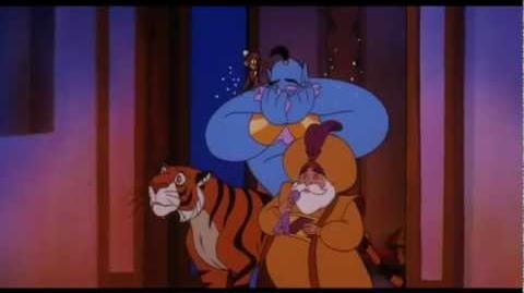 Aladdin 3 - Arabian Nights Reprise (Croatian)