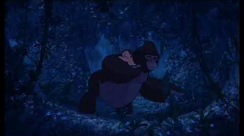 Tarzan - You'll be in my heart (Croatian)