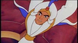Aladdin (TV series) - Intro (Croatian) HD