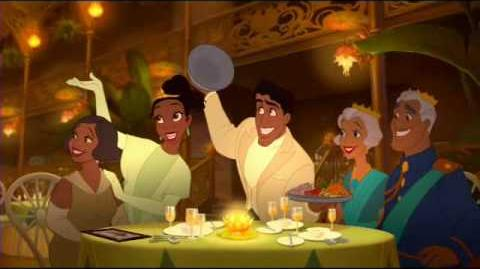 Down in New Orleans (Finale) - The Princess and the Frog (Croatian)