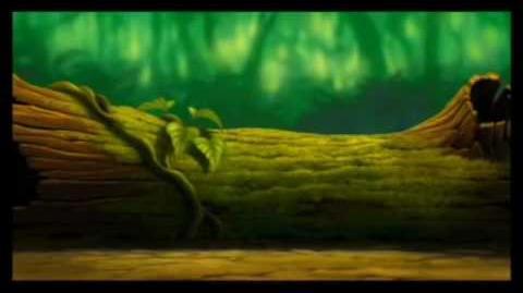 The Lion King 3 - Diggah Tunnah (Reprise) Croatian