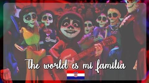 -HQ- Coco - The world es mi familia (Croatian) S&T