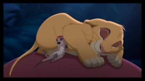 The Lion King 3 - The Lion Sleeps Tonight (Croatian)