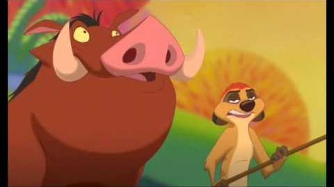 The Lion King 3 - I Just Can't Wait To Be King (Croatian)