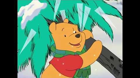 Winnie the Pooh- A very merry Pooh year - Winnie Pooh (Croatian)