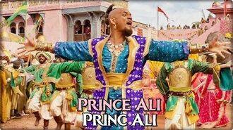 Aladdin (2019.) Prince Ali (Croatian)