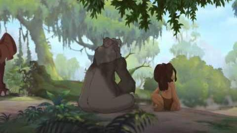 Tarzan 2 - Who Am I? (Croatian)