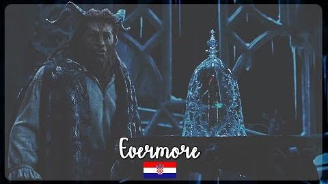 Beauty and the Beast 2017 - Evermore (Croatian) S&T