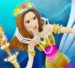 Queen Emmaline's trident