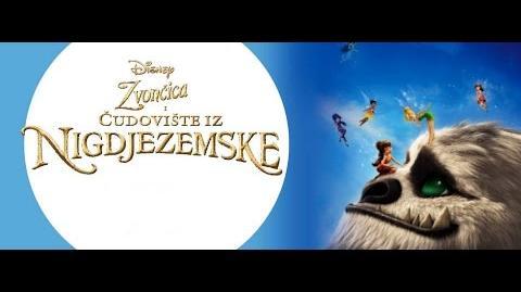 Tinker Bell- The Legend of the Neverbeast- Strange sight (Croatian) -HQ- S&T