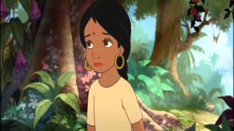 Jungle Rhythm (Mowgli Solo) - The Jungle Book 2 (Croatian)