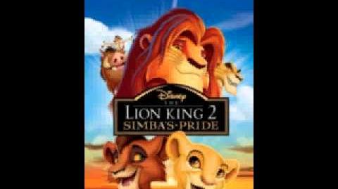 Lion King 2 - We Are One (Croatian Soundtrack)