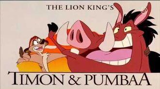 Timon & Pumbaa Intro (Croatian) HD