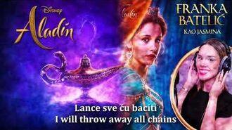 Aladdin 2019 Speechless (Part 2) (Croatian) LQ