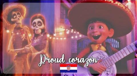 Coco - Proud corazón (Croatian) S&T -HQ-