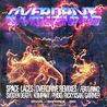 Space Laces - Overdrive (Remixes) Front Cover