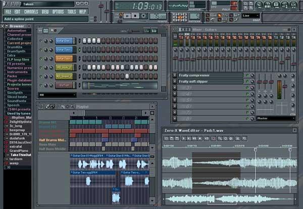 fl studio fruity loops 9.1.0 gratuit