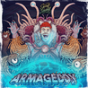 Spag Heddy - Armageddy EP Front Cover