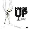 PEEKABOO & Calcium - Hands Up Front Cover