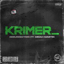 Krimer - Resurrection Front Cover