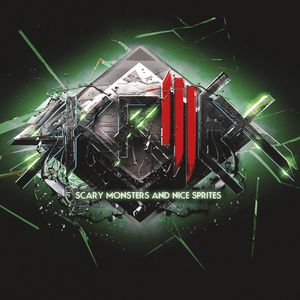 Skrillex Scary Monsters and Nice Sprites Cover Art
