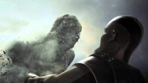 God of War Wstąpienie - aktorski zwiastun