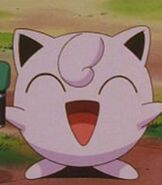 Jigglypuff in Pokemon