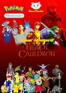 Duchess' Adventure of The Black Cauldron