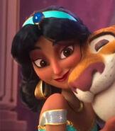 Jasmine in Ralph Breaks the Internet