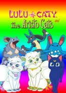 Lulu Caty and the Aristocats 5