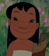 Lilo in Lilo & Stitch 2 Stitch Has a Glitch