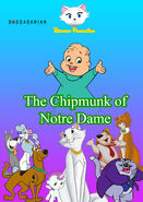 The Chipmunk of Notre Dame
