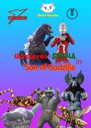 Ultraseven x Godzilla in Son of Godzilla