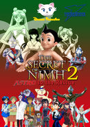 The Secret of NIMH 2 Astro to the Rescue