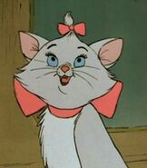 Marie in The Aristocats