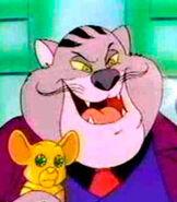 Fat Cat in Chip n Dale Rescue Rangers