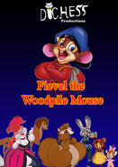 Fievel the Woodpile Mouse
