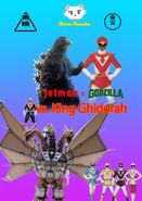 Jetman x Godzilla vs. King Ghidorah